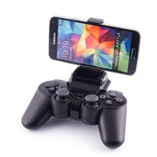 Wireless Game Controller for Android and iOS Mobile and Tablet - Bluetooth Gamepad