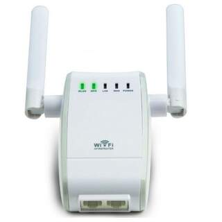 Mini Router Signal Amplifier - Repeater