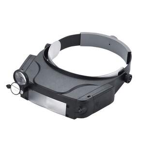 Head Magnifier With LED Lighting