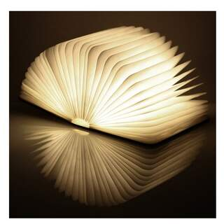 Decorative LED Light in Book Shape