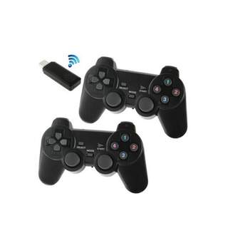 Dual Wireless Controller For USB PC