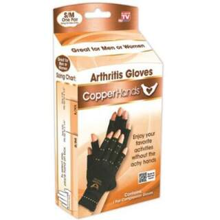 Copper Arthritis Relief Gloves