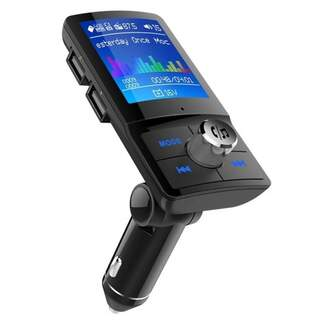 Bluetooth USB / microSD MP3 Transmitter, FM Transmitter, Hands-free and Car Charger BC45