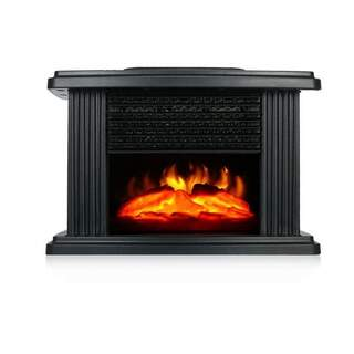 Mini Fireplace Heater with Flame Heater Effect – Flame Heater 1000W
