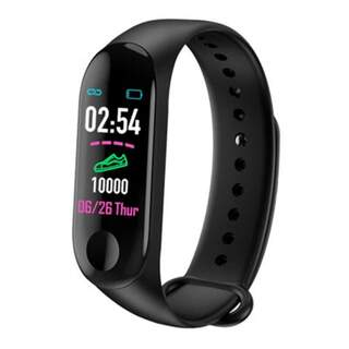 Smart Watch with Health Bracelet M3 Step Recording