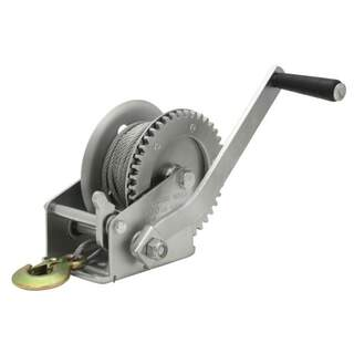 Manual Worker - Winch 10 m 500 Kg for Multipurpose Uses