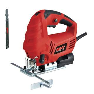 Powerful Professional Jigsaw for Wood and Metal 750W - MPT MJS7503