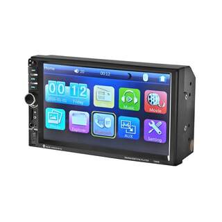 MP5 Car Audio with 7 '' Mirrolink Touch Screen and Stand
